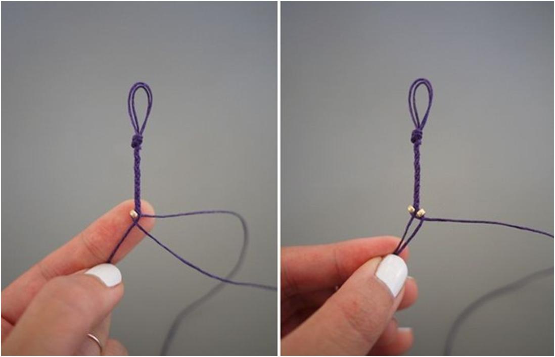Как сделать простой браслет :: Рукоделие :: KakProsto.ru: как.